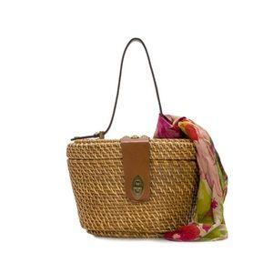 Patricia Nash Caselle Basket Bag